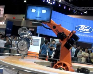 Ford Ranger Theatre, Bangkok Motor Show 2011