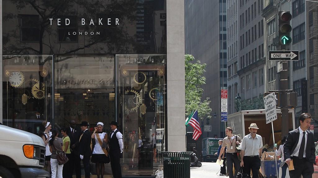 Ted Baker, NY