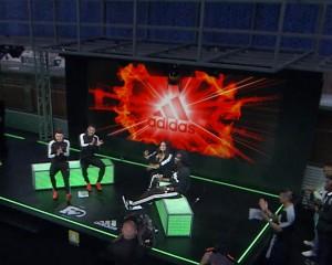 Adidas F2 Show, London